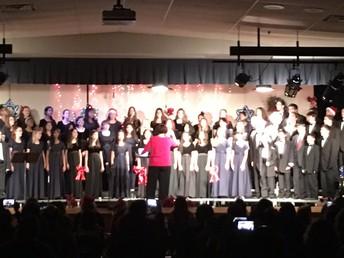 Holiday Choir Concert!