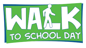 Walk to School Wednesday March 6