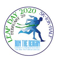 2020 Run the Reagan - 5K, 10K and Half