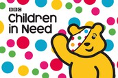 Fantastic Children in Need Support - Thank you!