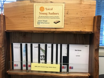 2019 Local Young Authors books are here!