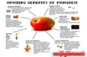 Nutritional benefits of Mango