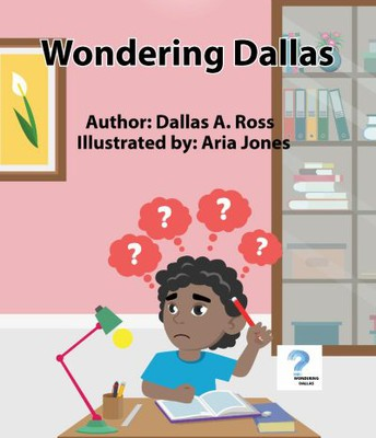 Dallas Ross, a WMS student, celebrates birthday with Book Launch