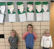 Kindergartners Salute Veterans
