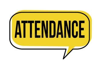 ATTENDANCE & TECHNOLOGY