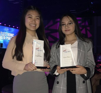 Kerr High School students won first place at the FBLA National Leadership Conference.