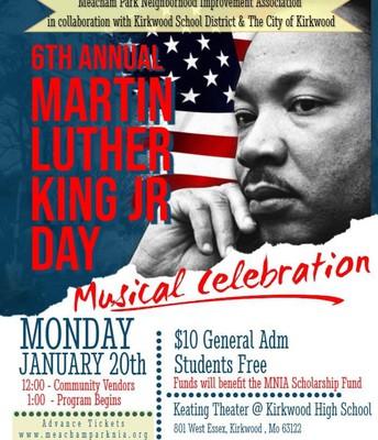 Dr. MLK Jr. Celebration