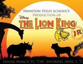 The Lion King Jr Program was a hit!
