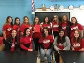 East Islip High School SADD Club Students
