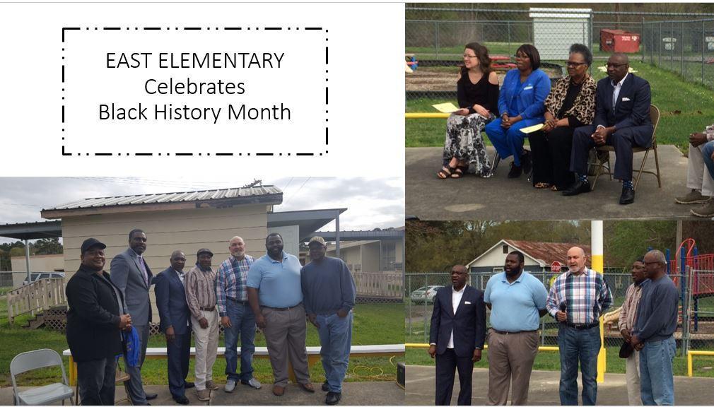 East Elementary Celebrates Black History Month