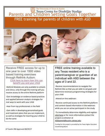 FREE Applied Behavior Analysis online training program
