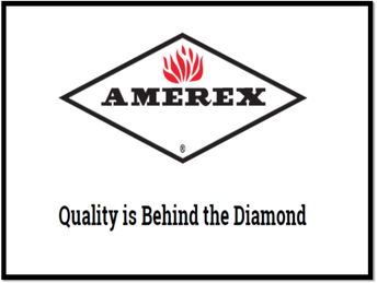 Amerex - Quality is Behind the Diamond logo