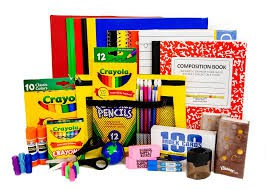 1st Day of School Supplies Kit!!!