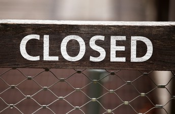 Athletic facilities and playgrounds closed