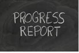 Progress Reports Update
