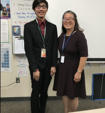Poway High School Senior Honored with Dell Scholarship