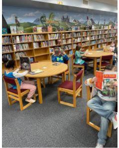 2021 North Carolina Children's Book Award nominees