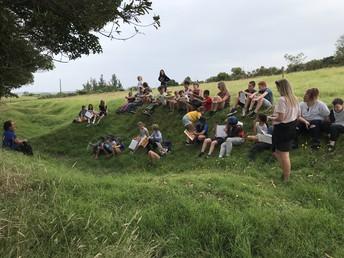 Seniors visit 'Pratt's Saps' at Pukerangiora
