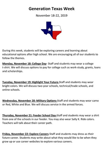 Texas Generation Week