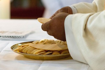 MASS CONNECTION: Eucharist Means Thanksgiving