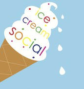 Ice Cream Social & Cake Walk, Friday, September 22, 2017