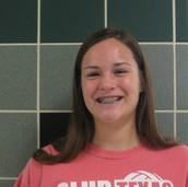 Abby Lane, 8th Grader