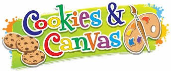 Cookies and Canvas Night (Grades 2-4)