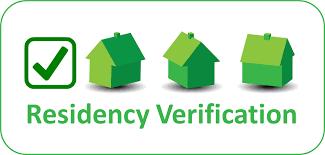 9th Grade Proof of Residency - due November 20, 2020