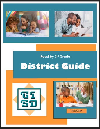 Read by Third Grade District Guide