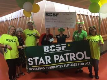 BCSF Innovation Grant Winner- Shawna Netser