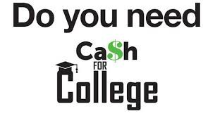 CA$H for COLLLEGE