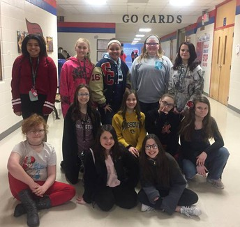 Students Selected for Honor Choir