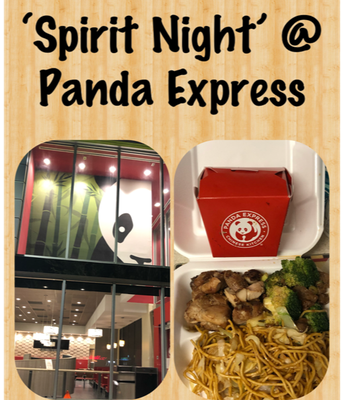 January Fundraiser @ Panda Express