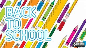 Reminder--Back to School Nights