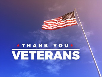 Veteran's Day Holiday-No Classes