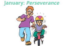 Star Student date for February