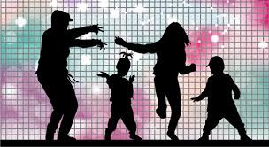 Family Dance Party continues through Tuesday night!