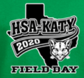 Only one week left to order Field Day shirts!