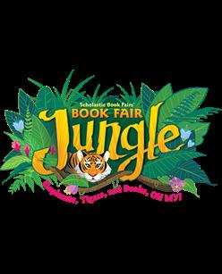 Spring Book Fair Opens February 10 - 14, 2020!