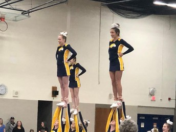 Competitive Cheer Team Try-outs