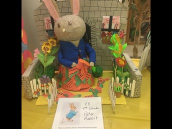 Honorable Mention - Peter Rabbit