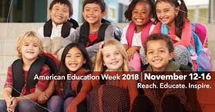 American Education Week in November