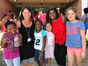 New School Leaders at Milbrook, Ft. Garrison, Pikesville Middle