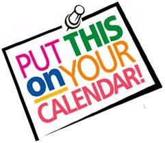 CRSD 2019-20 Calendar Updates