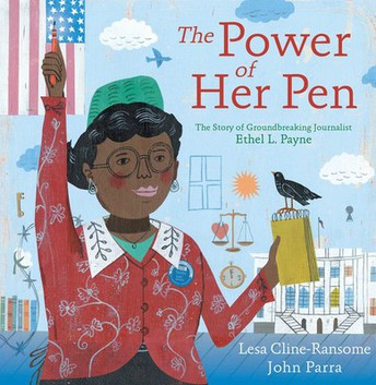 The Power of Her Pen by Lesa Cline-Ransome & John Parra