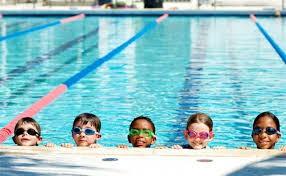 Grade 2 & 4 Swimming Lessons