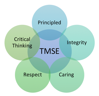TMSE Pledge & Essential Agreements