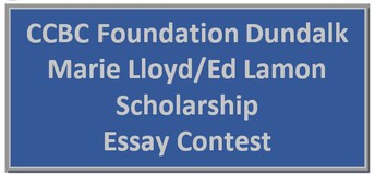 CCBC Scholarship Opportunity