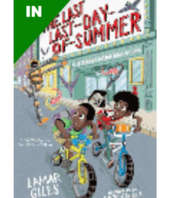 The Last Day of Summer by L.R. Giles