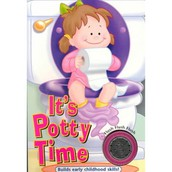 Ages 2 and Under: It's Potty Time by A Smart Kids Book
